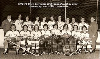 Brick, 1975-76